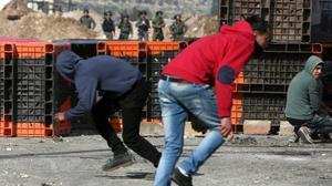 """Le conflit israélo-palestinien à l'école: comment apprendre à """"ignorer l'Autre""""?"""
