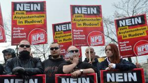 Germany's top court rejects bid to ban far-right NPD party