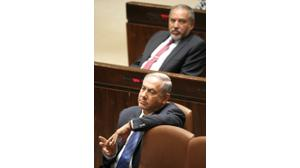 Netanyahu's newly expanded coalition threatened by Jewish Home party