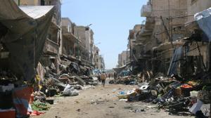 """Attaques chimiques en Syrie: Paris réclame des """"sanctions"""" de l'ONU"""