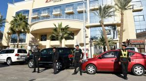 Egypt sentences two to life for Red Sea hotel attack