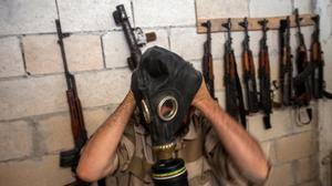 Damas responsable de 2 attaques chimiques, l'EI d'une au gaz moutarde (rapport)