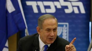 Majority of Israelis think Netanyahu lying about investigations: poll