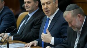 Israeli PM proposes bill to suspend lawmakers who visited terrorists' families