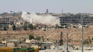 Syrie: les avions russes freinent l'avancée des rebelles près d'Alep