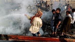 Raids on factories aim to cause Yemen economy lasting damage: HRW