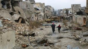 France: une gauche révoltée, une droite discrète face à la situation syrienne