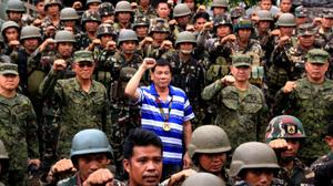 Trump says Philippines fighting drugs 'the right way': Duterte