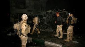 الجيش العراقي يشدد الخناق على تنظيم داعش بالموصل وتفجيرات بغداد تودي بالعشرات