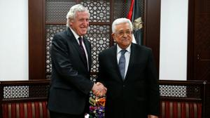 Palestinian official says French peace summit to go on 'with or without Israel'