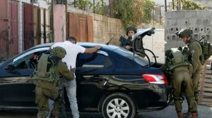 Israël arrête une trentaine de Palestiniens en Cisjordanie et à Jérusalem