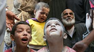"""Syrie: tirs dans l'un des """"couloirs humanitaires"""" après le début de la trêve"""