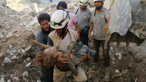 روسيا تعلن هدنة إنسانية في حلب يوم 20 أكتوبر