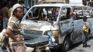 3 soldiers dead as 'dismantled' bomb explodes in Yemen market