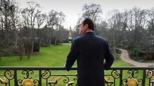 Analyse: le renoncement de Hollande, l'acte d'un socialiste convaincu