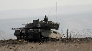 Army says rocket alert sirens in Golan Heights a false alarm