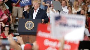 Trump refers to non-existent Sweden terror incident