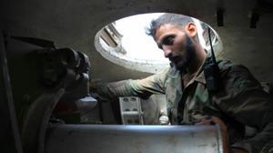 الجيش السوري يبدأ هجومه على أحياء حلب الشرقية