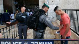 Israël arrête dix adolescents palestiniens à Jérusalem (police)