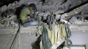 Syrie: l'armée russe annonce un arrêt des raids aériens syriens et russes à Alep
