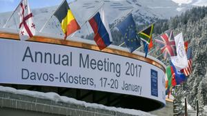 A tale of two speeches as Davos week begins