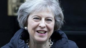 UK's Theresa May to meet with Trump in the White House