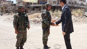 وثيقة تشير الى تورط الرئيس السوري بشار الأسد باستخدام السلاح الكيميائي
