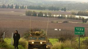 Israeli soldier lightly injured on border after shots fired from Lebanon