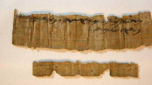2,700-year-old papyrus provides earliest ex-biblical reference to Jerusalem