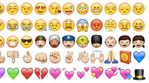 Apple introduit 104 nouveaux emoji sur ses claviers virtuels