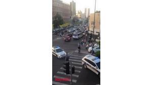 Israeli lightly injured in apparent Tel Aviv stabbing attack