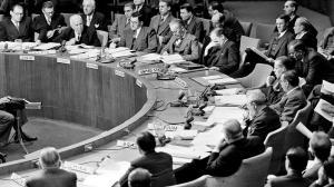 اليوم الذكرى التاسعة والستون لقرار تقسيم ارض فلسطين الانتدابية