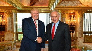 Analysis: Battling the same enemies, can Trump and Netanyahu conquer the world?