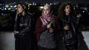'In Between': Arab feminism and the emergence of the Palestinian avant-garde