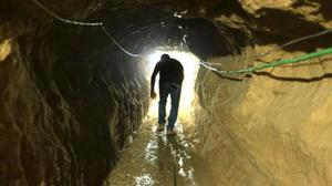 Minister says Egypt flooded Hamas Gaza tunnels at Israel's request