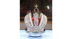 Catherine II steals show at Israeli diamond fair