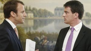 Valls se détache pour la primaire, mais reste devancé par Macron (sondage)