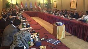 الامم المتحدة تعلق لشهر مفاوضات السلام اليمنية