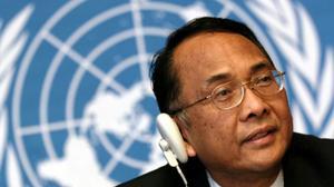 """Le rapporteur spécial de l'ONU accuse Israël de """"recours à une force excessive"""""""