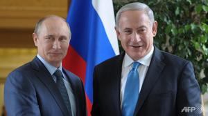 Netanyahu phones Putin to discuss Middle East developments
