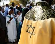 Ethiopian Jews celebrate Sigd ( AFP )