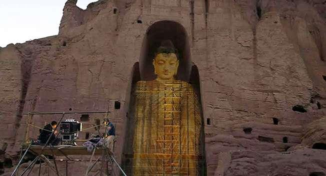 Buddha of Bamiyan ( AFP )