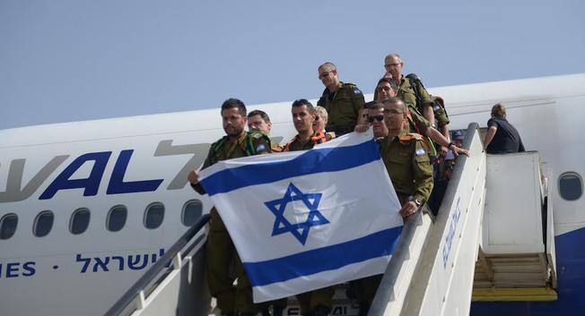 ( Porte-parole de l'armée israélienne )