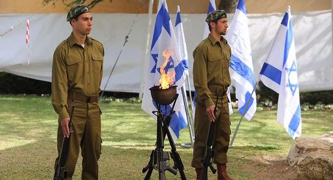 Israel Memorial Day ( Ynet/Moti Kimchi )