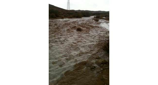 Batmim River flowing ( Yuval Sagea )