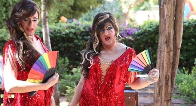 Tel Aviv Gay Parade 2015 ( Ynet/Moti Kimchi )