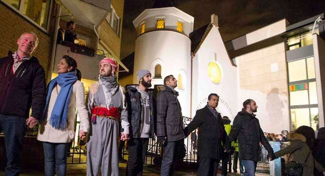 Event in the Norwegian capital of Oslo comes after a series of recent attacks against Jews in Europe ( AFP )