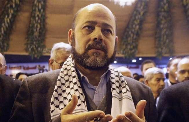 Mousa Abu Marzouk from Hamas (AFP)