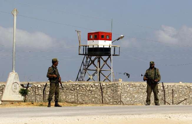 Egypt also announced it would close the Rafah crossing into the Gaza Strip, the only route into the Palestinian territory not controlled by Israel (Said Khatib (AFP))