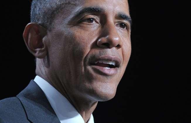 Le président américain Barack Obama à San Francisco le 19 juin 2015 (MANDEL NGAN (AFP/Archives))